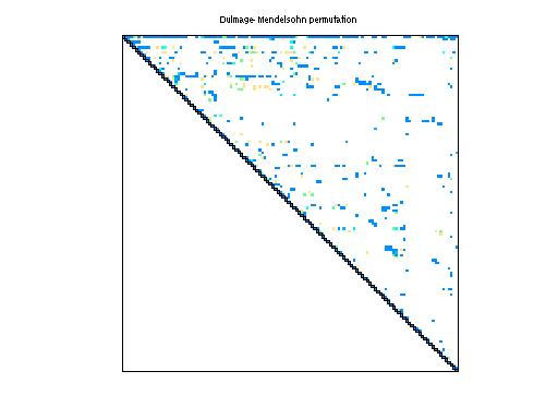 Dulmage-Mendelsohn Permutation of Grund/poli_large