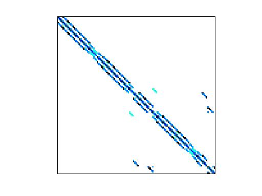 Nonzero Pattern of HB/bcsstm12