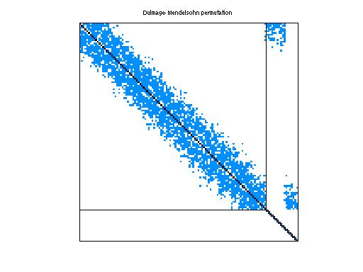 Dulmage-Mendelsohn Permutation of HB/jpwh_991
