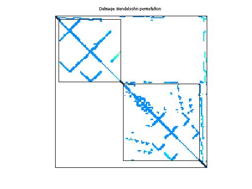 Dulmage-Mendelsohn Permutation of Mallya/lhr07c
