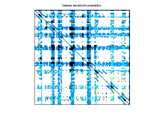Dulmage-Mendelsohn Permutation of Sandia/ASIC_320k