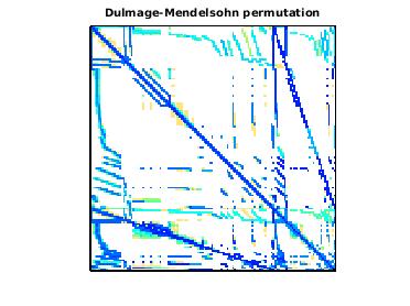 Dulmage-Mendelsohn Permutation of VLSI/vas_stokes_1M